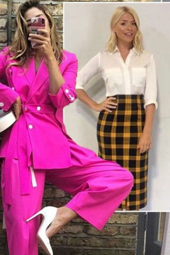 Holly Willoughby stylist: This Morning host's stylist Angie Smith is now HIRING - here's how you can become her new intern