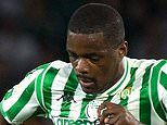 Inter Milan 'set to rival Leicester' in battle for Real Betis midfielder William Carvalho