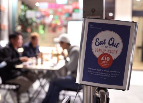 Eat Out To Help Out Scheme 'Increased Coronavirus Infections By Up To 17%' Claims Study