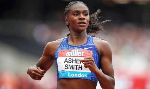 Dina Asher-Smith beaten by Shelly-Ann Fraser-Pryce in 100m at London Anniversary games