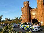 Man dies after 'rock throwing incident' in grounds of Kent castle