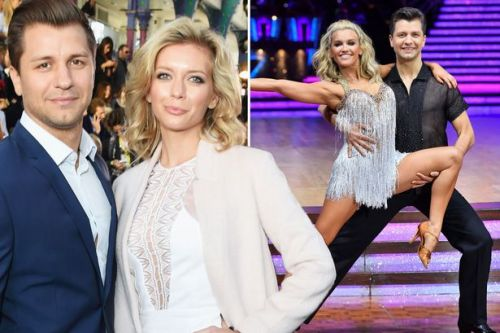Rachel Riley PREGNANT with first child with Strictly's Pasha Kovalev