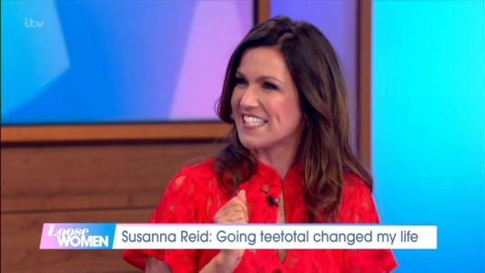 Susanna Reid defends ex Strictly partner Kevin Clifton over Stacey Dooley romance rumours