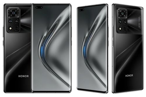 Honor V40 revealed early, sporting 50MP rear and pill-shaped dual selfie camera
