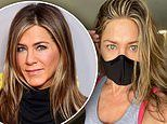 Jennifer Aniston has been 'focusing on writing film scripts' during her time in quarantine