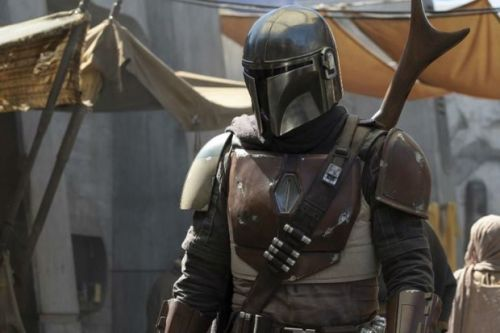When is The Mandalorian Star Wars TV series released on Disney+?