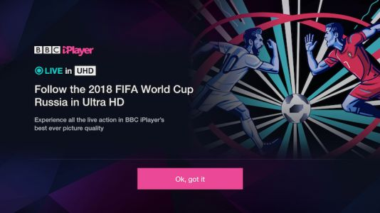 You can now watch the 2018 World Cup in 4K on the PS4 Pro