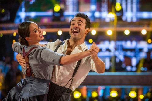 Joe McFadden says Strictly Come Dancing rival Alexandra Burke is no diva