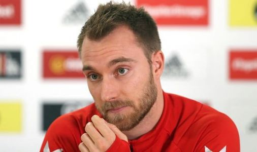 Christian Eriksen may 'never' play football again after distressing Euro 2020 collapse