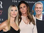 Andy Cohen says Caitlyn Jenner and BFF Sophia Hutchins started RHOBH casting rumors themselves