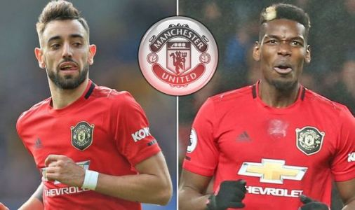 Man Utd relationship between Bruno Fernandes and Paul Pogba should delight fans