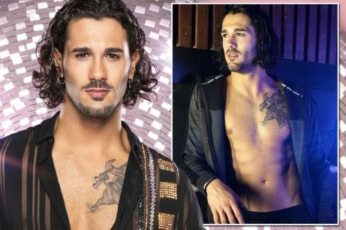 Strictly Come Dancing star Graziano di Prima confirms 'demotion' from main line-up