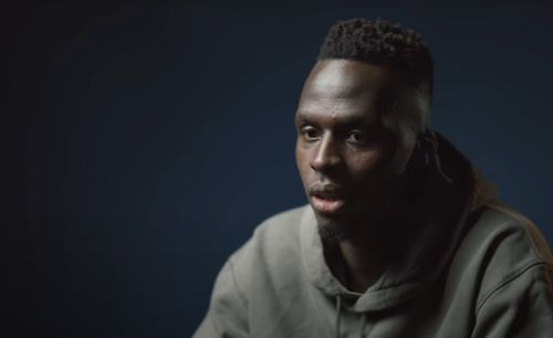 : Edu Mendy talks about the difficulties black goalkeepers face in modern football