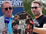 Eddie Hearn accepts Frank Warren's call for a head-to-head boxing extravaganza