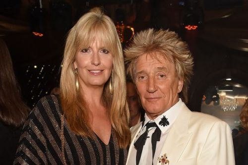 Rod Stewart buys son hamster to join pygmy goats, chickens and dogs on estate