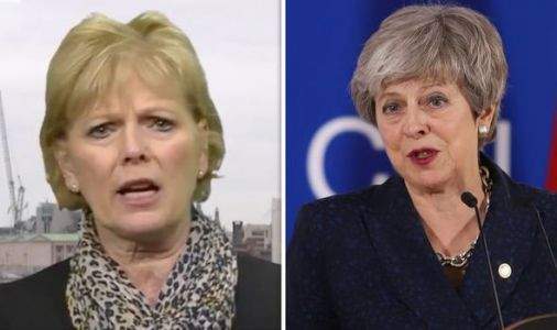 'May has to GO!' Soubry demands IMMEDIATE resignation amid huge anti-Brexit march