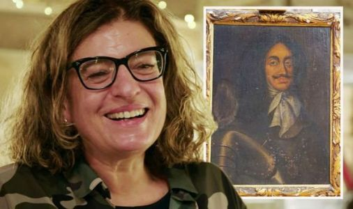 The Repair Shop's Lucinda Scalisi hints at 'hidden treasure' in 350-year-old painting