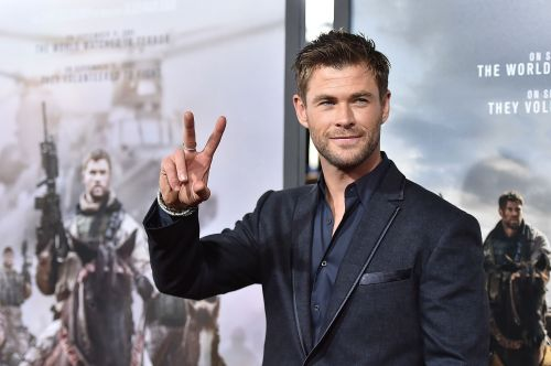 Avengers' Chris Hemsworth was still pumping iron in the gym for hours despite 70lb fatsuit for Endgame