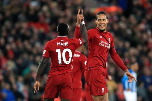 Liverpool winning Champions League would force surge in newborns being called Virgil and Sadio