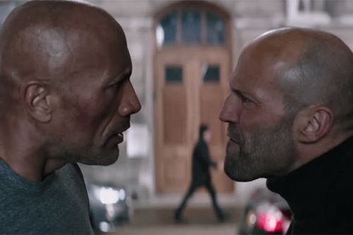 When is Hobbs & Shaw released in cinemas? Who's in the cast and is there a trailer?