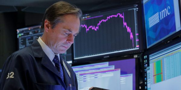Tech stocks lead losses as US indices pull back from rally