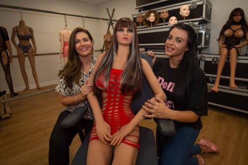 Sex doll rental service lets punters order replicas of real people