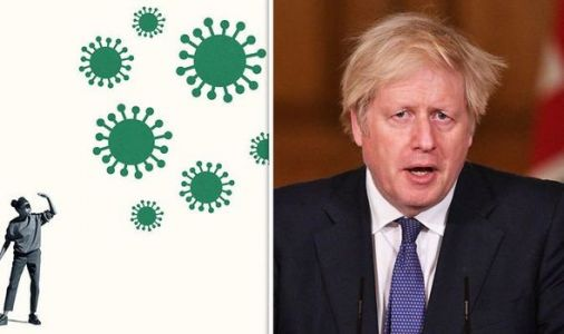How does coronavirus really spread? Poll's worrying warning over hand sanitising