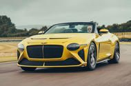 Bentley Bacalar concept: first drive of £1.5m roadster
