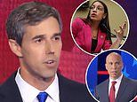 Beto gets asked about AOC's 70 per cent tax rate and gives half his answer in SPANISH