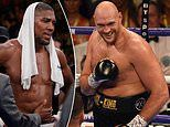 Tyson Fury urges Anthony Joshua to ditch team members who want a 'free ride'