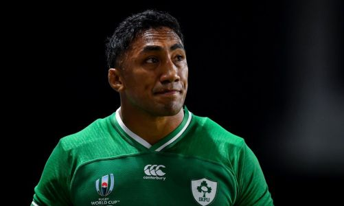 Bundee Aki misses rest of Ireland's World Cup after receiving three-match ban