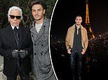 Model Baptiste Giabiconi says he would not be in Karl Lagerfeld's will if they had had sex