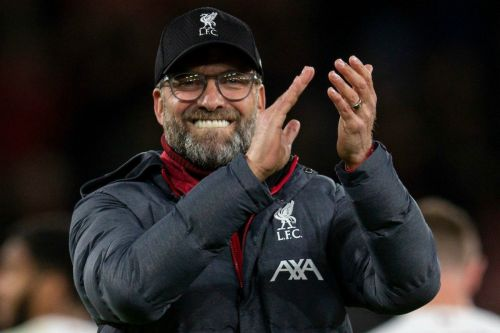 Jurgen Klopp extends Liverpool contract until 2024
