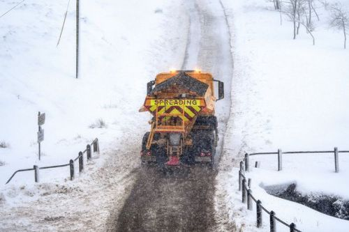 Ayrshire set for disruption as snow to hit this week with travel delays expected