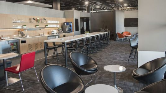 Air Canada opens 'Express' lounge at Toronto airport