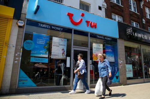 TUI in talks to sell part of business after announcing 166 store closures