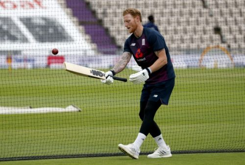 England and West Indies players take early lunch as rain delays start of Test