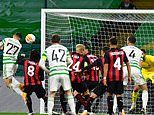Celtic 1-3 AC Milan: Jens Petter Hauge strike breaks hearts in Glasgow