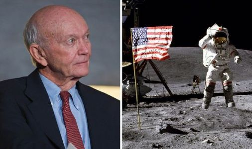 Michael Collins' 'international repercussions' fears after Moon landing confession exposed