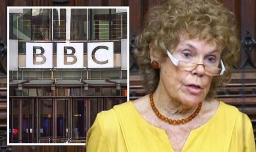 'Not accountable!' Kate Hoey leads furious backlash against BBC - demands major reform