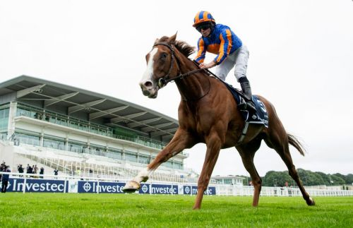 Investec Oaks: Love in a league of her own for Aidan O'Brien and Ryan Moore at Epsom as she completes Classic double