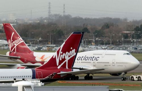Virgin Atlantic Files For Bankruptcy And Could 'Run Out Of Money By September'