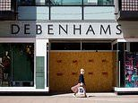 Debenhams will slash 2,500 store and warehouse jobs to cut costs