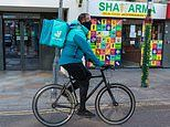 Deliveroo to serve 500,000 free meals including pizzas, salads and pasta to NHS workers