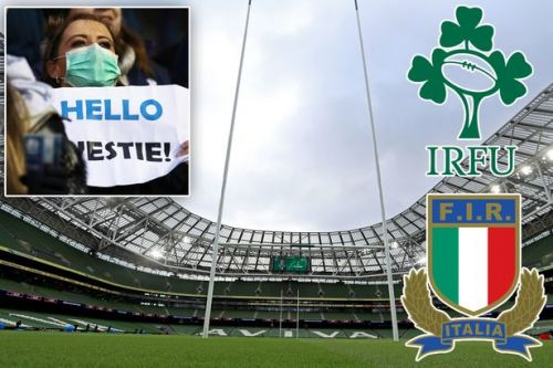 BREAKING Ireland vs Italy Six Nations game postponed due to coronavirus outbreak