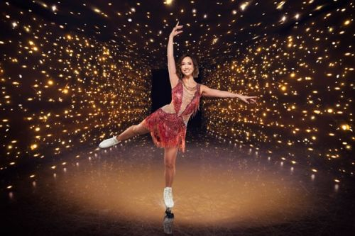 Dancing on Ice star Myleene Klass shares update following double knee injury as she prepares for solo skate