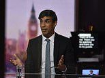 Rishi Sunak 'set to cancel proposed 5.6% rise in the national living wage for two million workers'