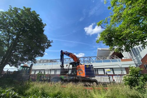 Video: Construction begins as Anfield gets go-ahead to be 3rd biggest stadium in PL