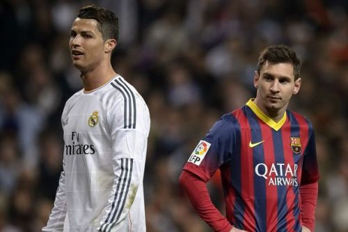 Lionel Messi vs Cristiano Ronaldo head to head record as Juventus draw Barcelona
