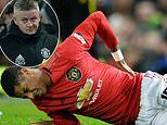 Man United and Solskjaer only have themselves to blame after Marcus Rashford injury setback